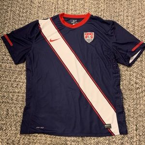 Nike Authentic US soccer jersey